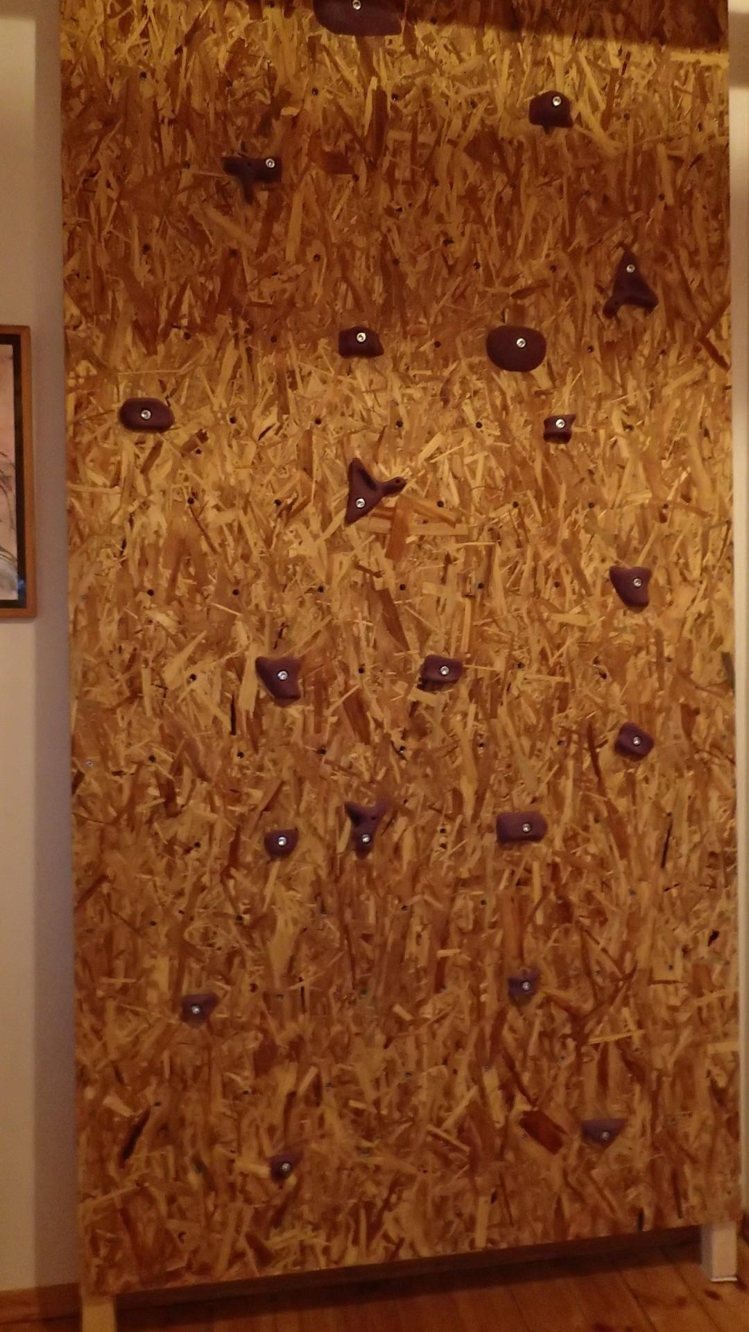 DIY Kletterwand für das Kinderzimmer – Hausdrache.review